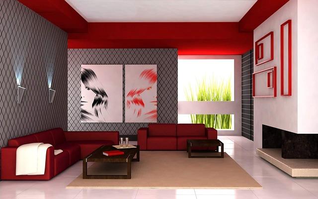 תמונות לסלון מודרני